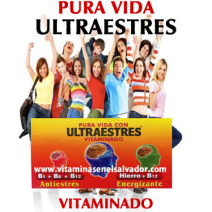 ULTRAESTRES VITAMINADO BEBIBLE